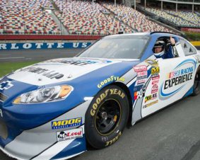 Charlotte Motor Speedway NASCAR Experience
