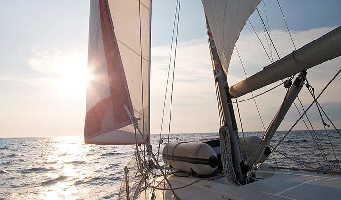 Chesapeake Bay Sailing Trip