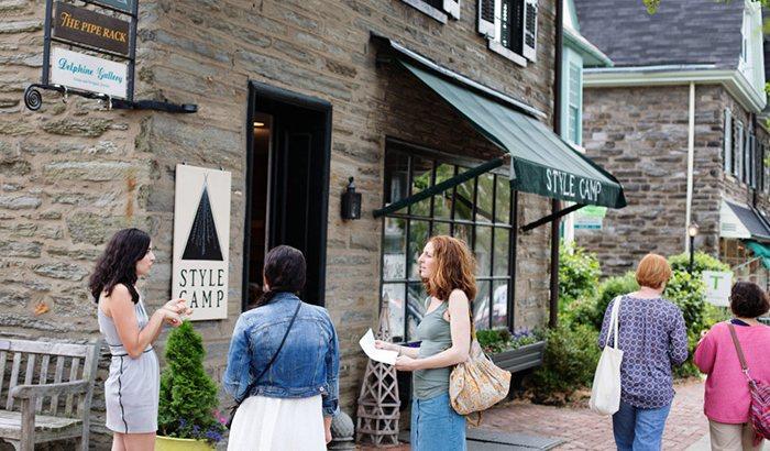 Chestnut Hill Food Tour Of Philadelphia