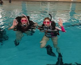 Intro to SCUBA Diving in Chevy Chase