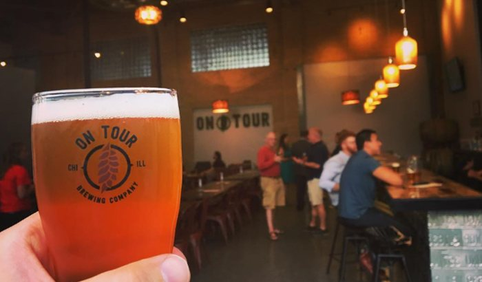 Chicago Beer Tasting and Bar Tour