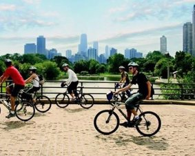 Chicago Bike and Brewery Tour