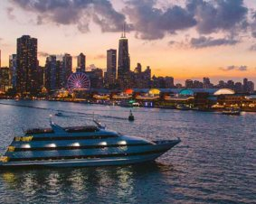 Gourmet Chicago Dinner Cruise