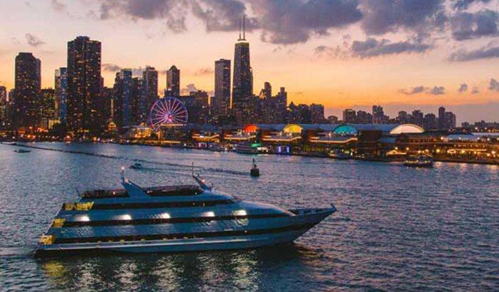 Gourmet Chicago Dinner Cruise