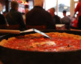 Pizza Tasting Tour of Chicago