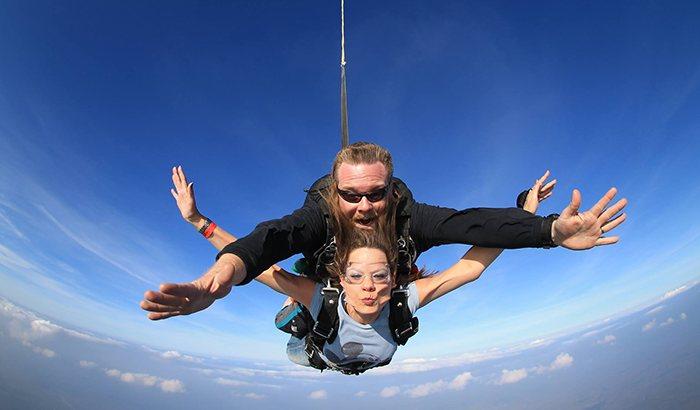 Chicagoland Tandem Skydive