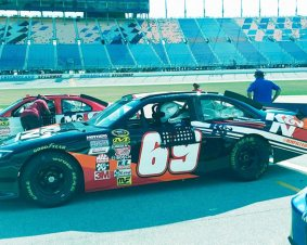 Chicagoland Speedway NASCAR Experience