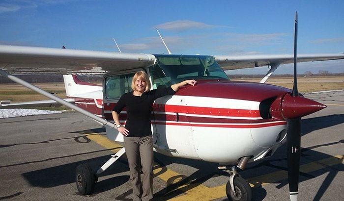 Introductory Flight Lesson in Cincinnati