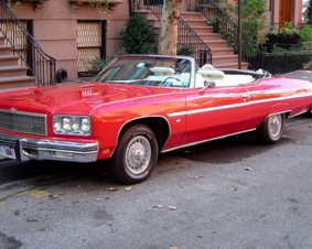 Classic Convertible Tour Of New York