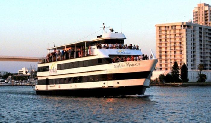 Tampa Sightseeing Cruise