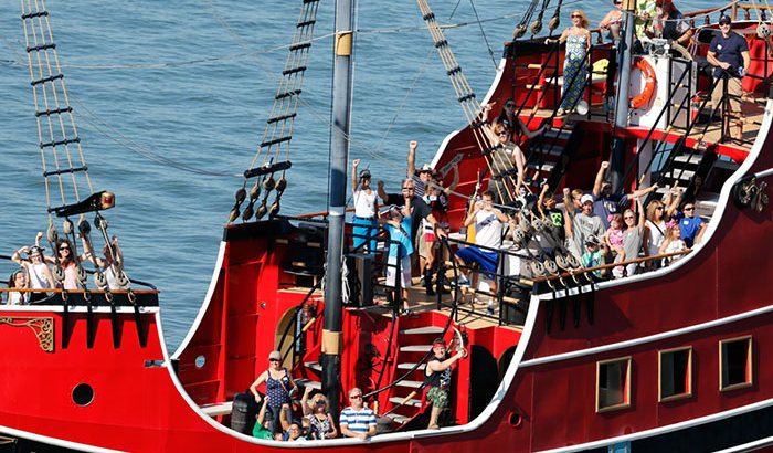 Clearwater Beach Pirate Cruise