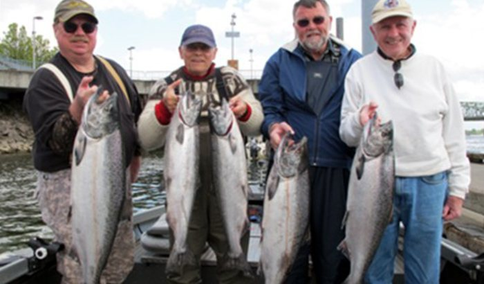 Olympic Peninsula Private River Fishing Trip