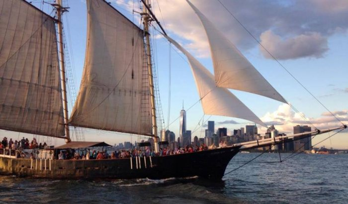 New York Lobster and Beer Sail