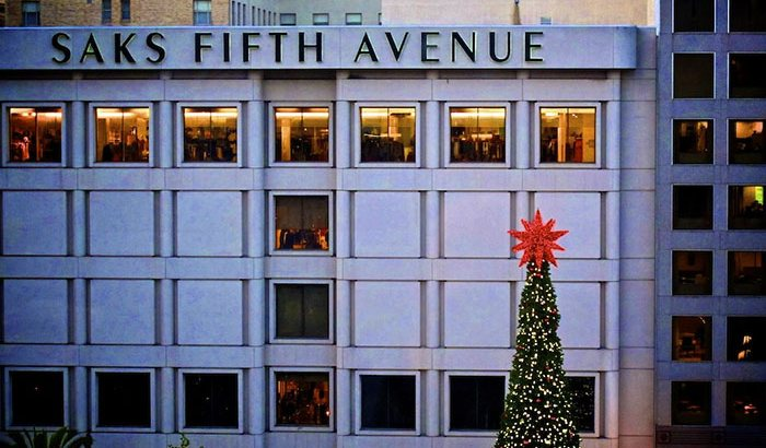 The Saks Fifth Avenue Club Experience