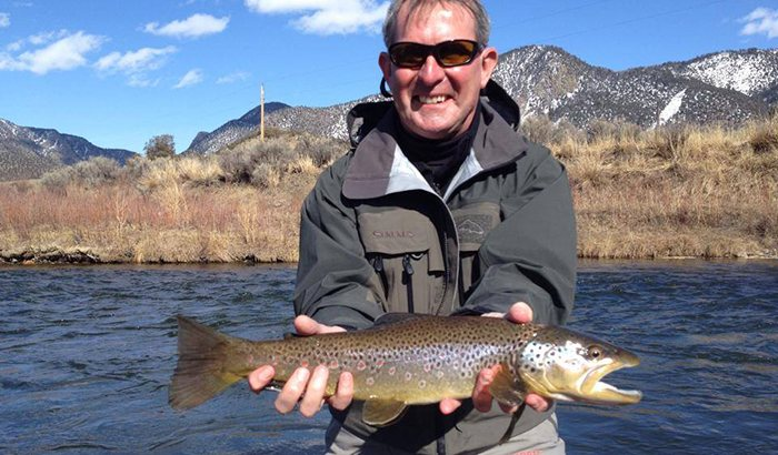 Colorado Fly Fishing Lesson