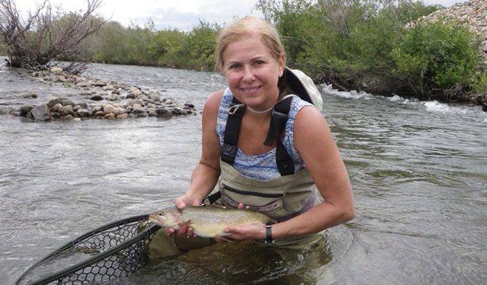 Colorado Fly Fishing Wade Trip