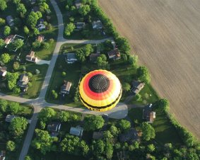 Columbus Balloon Flight