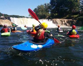 Ohiopyle Kayaking