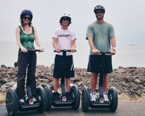 Connecticut Coastal Segway Tour
