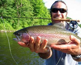 Connecticut Fly Fishing