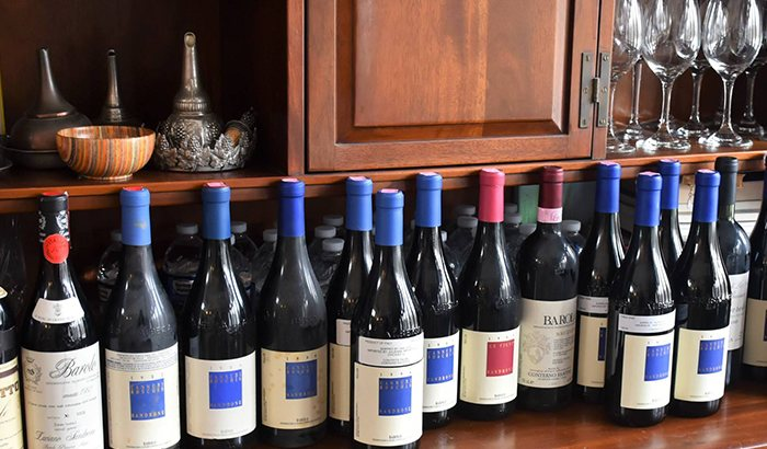 Connecticut In-Home Wine Tasting