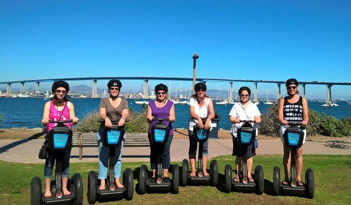 Coronado Bayside Segway Tour For Two