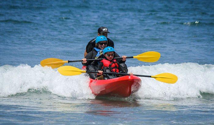 Coronado Kayaking Tour