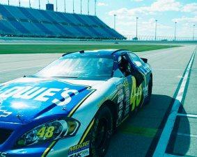 Daytona International Speedway NASCAR Experience