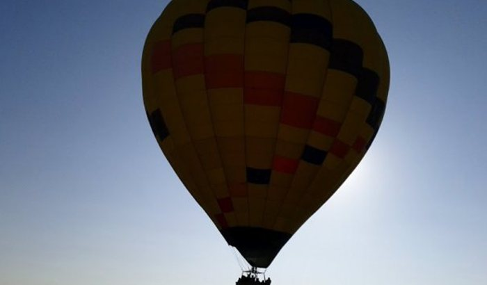 Del Mar Hot Air Ballooning