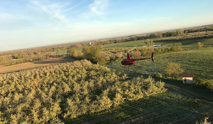 Detroit Helicopter Flight Lesson