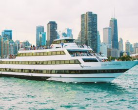 Chicago Dinner Cruise
