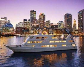 Gourmet Boston Harbor Dinner Cruise