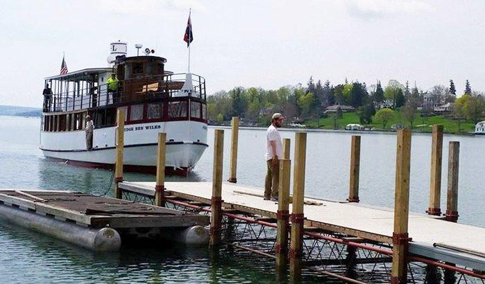 Dinner Cruise on Skaneateles Lake