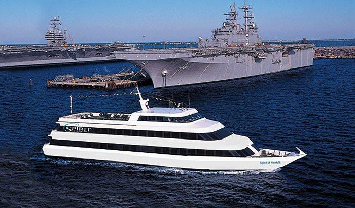 Norfolk Harbor Dinner Cruise For Two