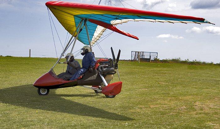 Tandem Austin Discovery Flight