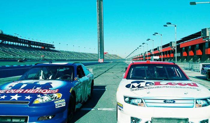 Dover International Speedway NASCAR Ride Along