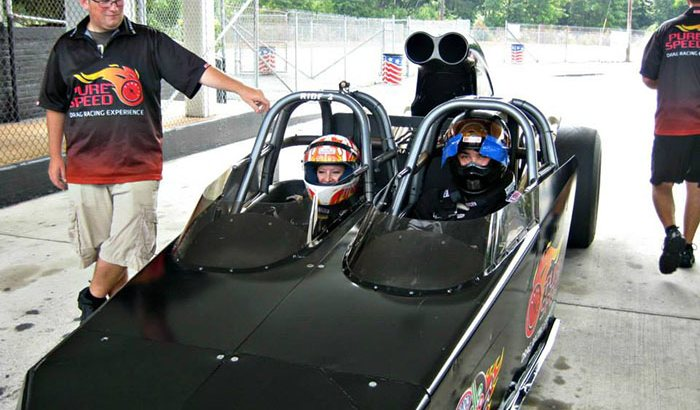 Dragster Fantasy Ride