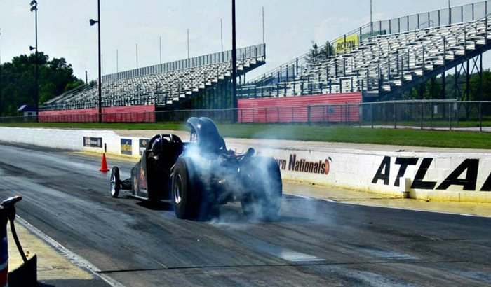 Dragster Three Run Experience