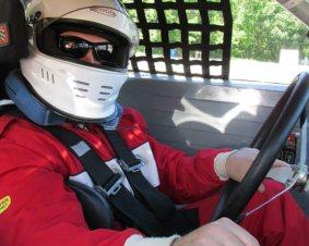 Stockcar Short Track Racecar Driving