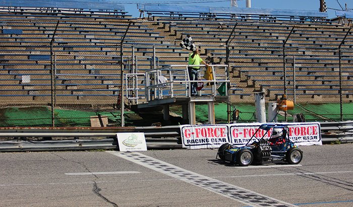 Green Flag Driving Experience