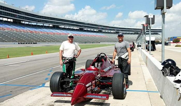 Indy Car Driving Experience Unique Gifts From Xperience Days