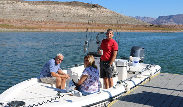 Lake Mead Fishing Adventure