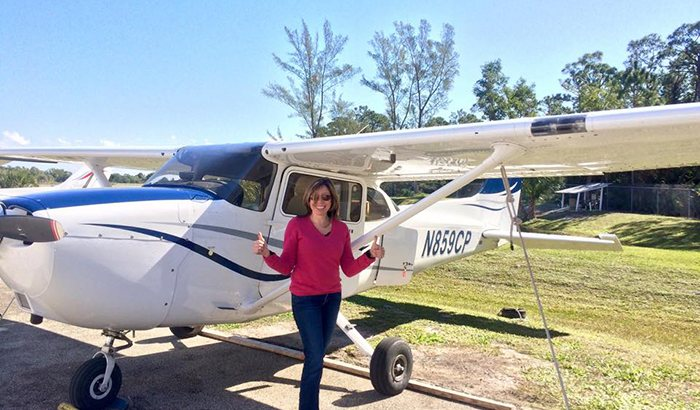 Port St Lucie Discovery Flight Lesson