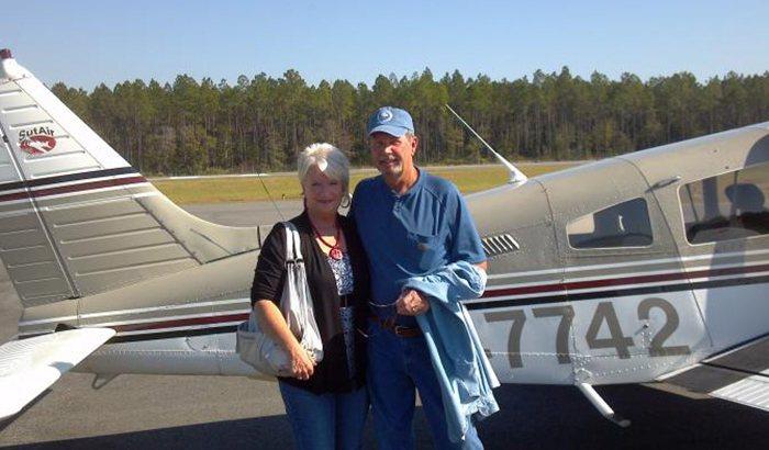 Flight Tour Over Southeastern Georgia