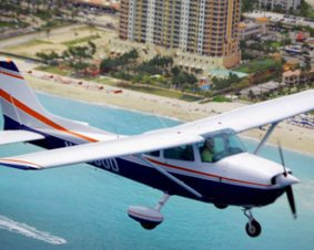 South Beach Flight Tour