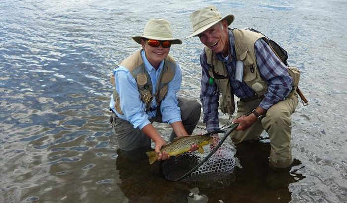 Colorado fly fishing river trip xperience days for Breckenridge co fishing