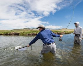 Colorado Fly Fishing Wade Trip