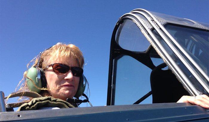 Sonoma Warbird Flight