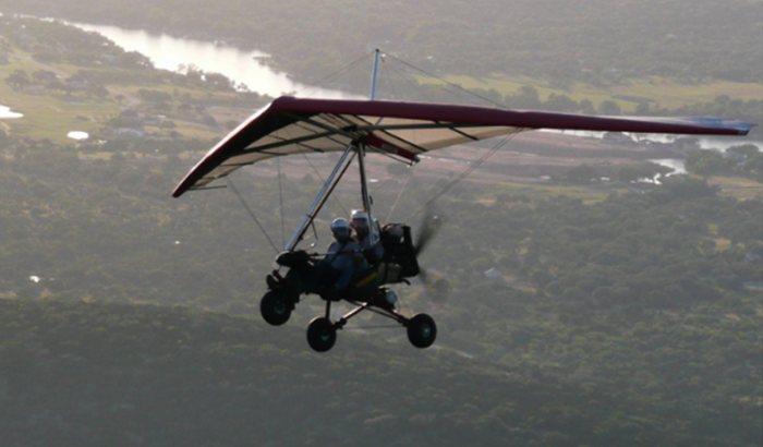 Austin Introductory Tandem Trike Flight