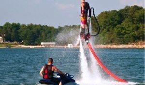 Lake Lanier Flyboard Experience